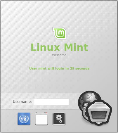 mdm linux mint