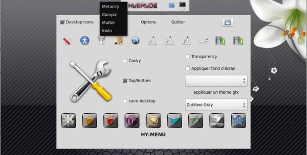 hybryde desktop
