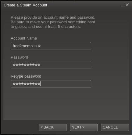 steam ubuntu linux