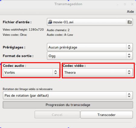 transmagedon ubuntu
