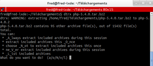 dtrx linux ubuntu debian