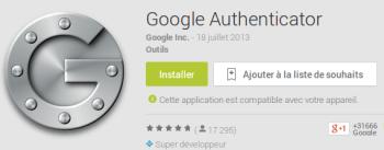 google-authenfication