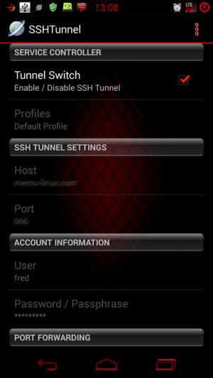 ssh-tunnel
