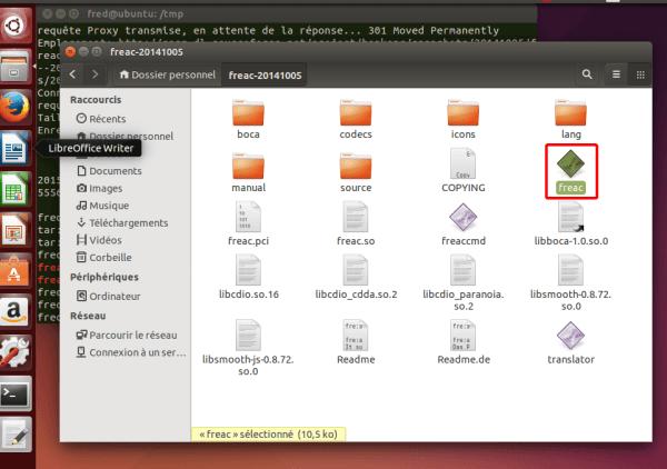 ubuntu-freac