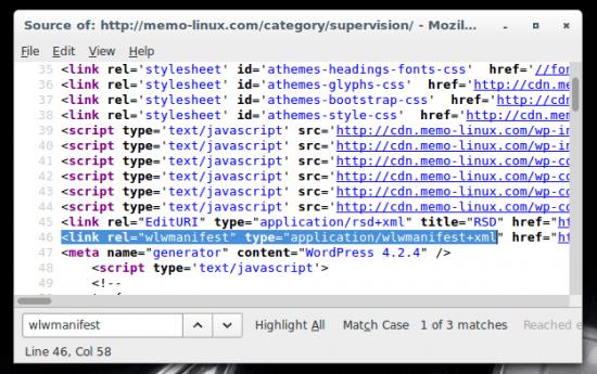 wordpress-LiveWriterSupport