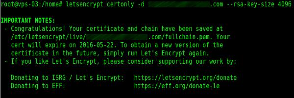 letsencrypt-debian
